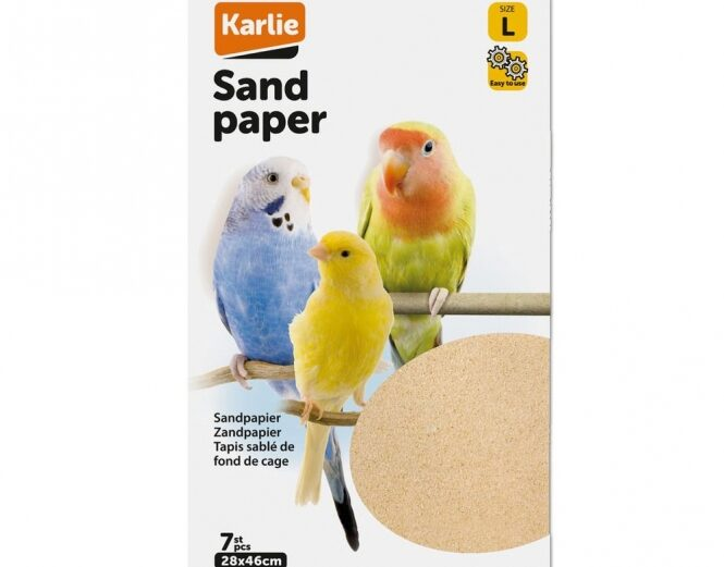 Karlie Flamingo Sandpapier 28 ...