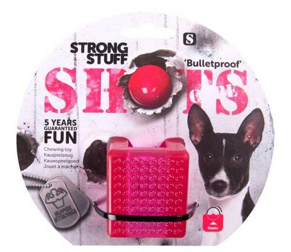 Karlie Flamingo Strong Stuff Shots Cube Klein
